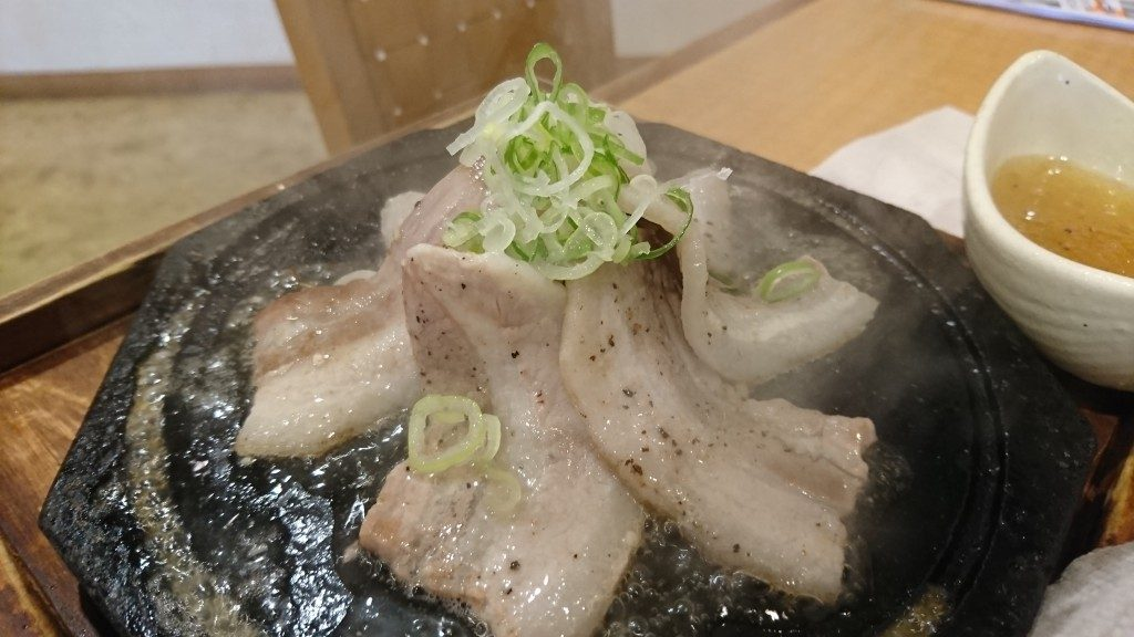Berkshire Big Cuisine : 'Kagoshima Kurobuta Robakutei'  Speaking of Kagoshima, it is 'Kagoshima Kurobuta' !  Do you know Berkshire pig can make a lot of delicious cuisine?