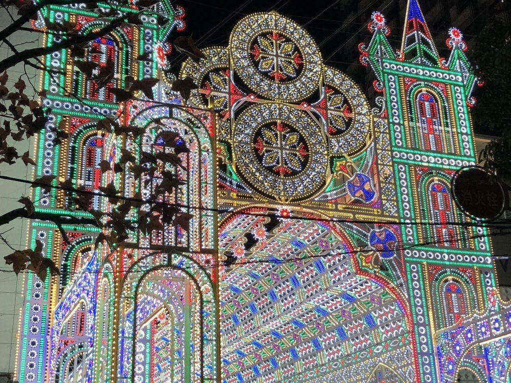 Luminarie at Kobe
