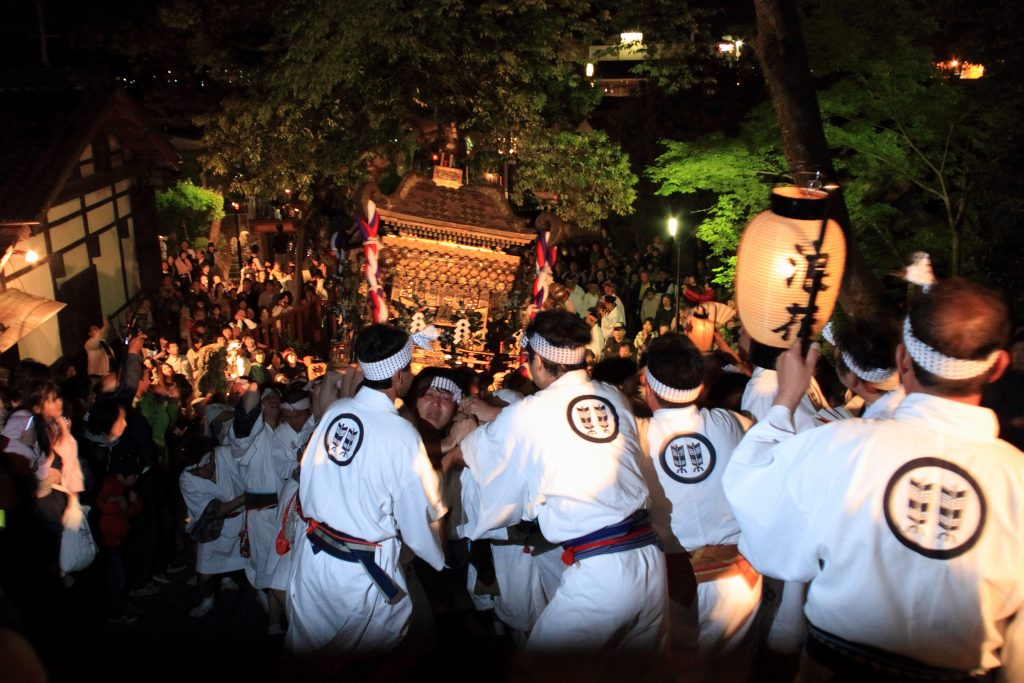 """Miyazu Matsuri"" – A Traditional Festival Combined with Modern ""Omatsuri"" Entertainment"