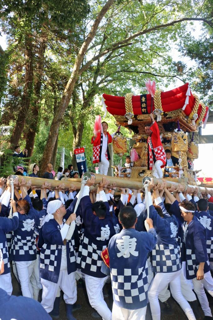 h27.10.18岩壺神社 秋祭り(本宮) (171)